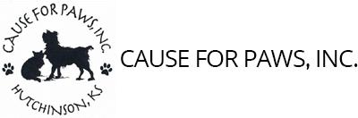 Cause for Paws, Inc Logo